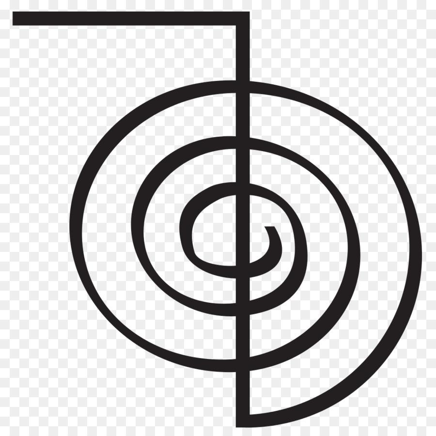 Reiki Power Symbol Cho Ku Rei Symbols Png Download 10241024