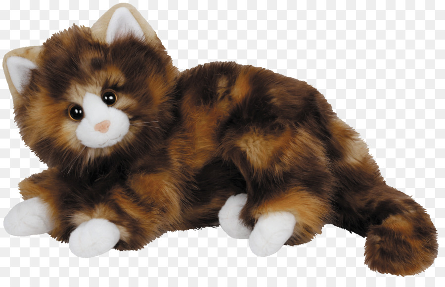 cedce0b4f4b Pink cat Kitten Stuffed Animals   Cuddly Toys Ty Classic - beanie png  download - 1436 900 - Free Transparent Cat png Download.