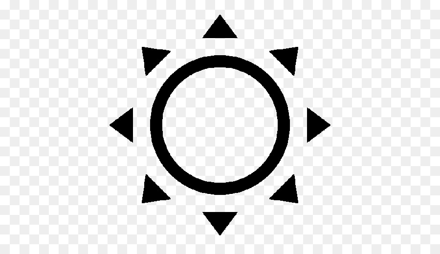 Computer Icons Solar Symbol Sun Png Png Download 512512 Free
