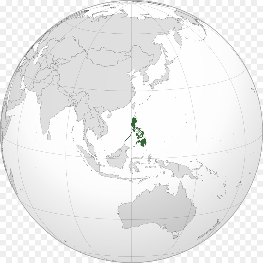 Globe Philippines World Map Philippines Png Download 1200 1200