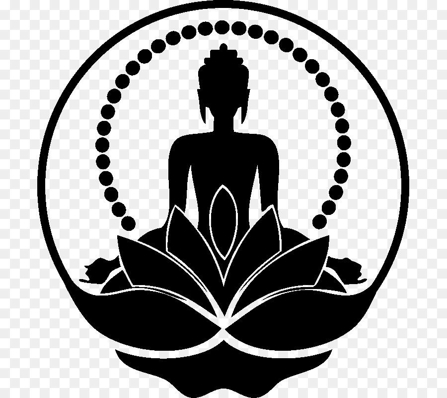 Sticker Wall Decal Buddhism Bodhi Tree Zen Png Download 800800