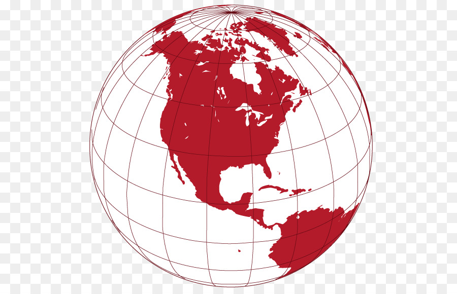 Map Of Canada On Globe.Canada Globe Earth United States Map Don Carlton Png Download