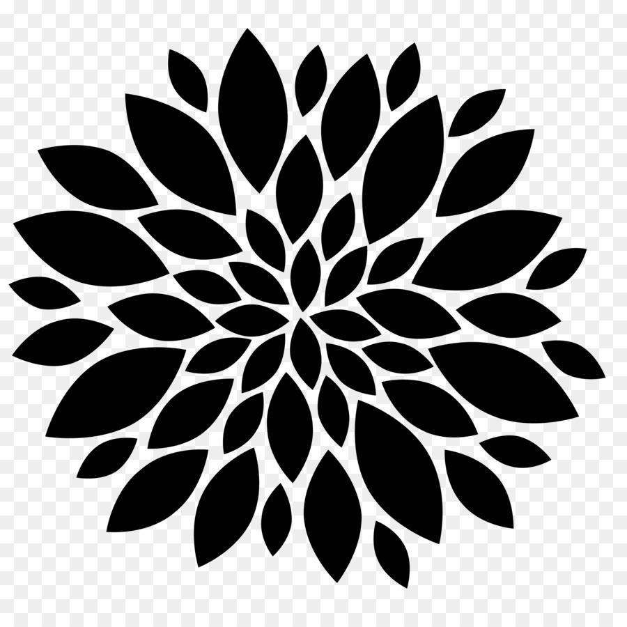 Silhouette flower clip art watercolor white flower png download silhouette flower clip art watercolor white flower mightylinksfo