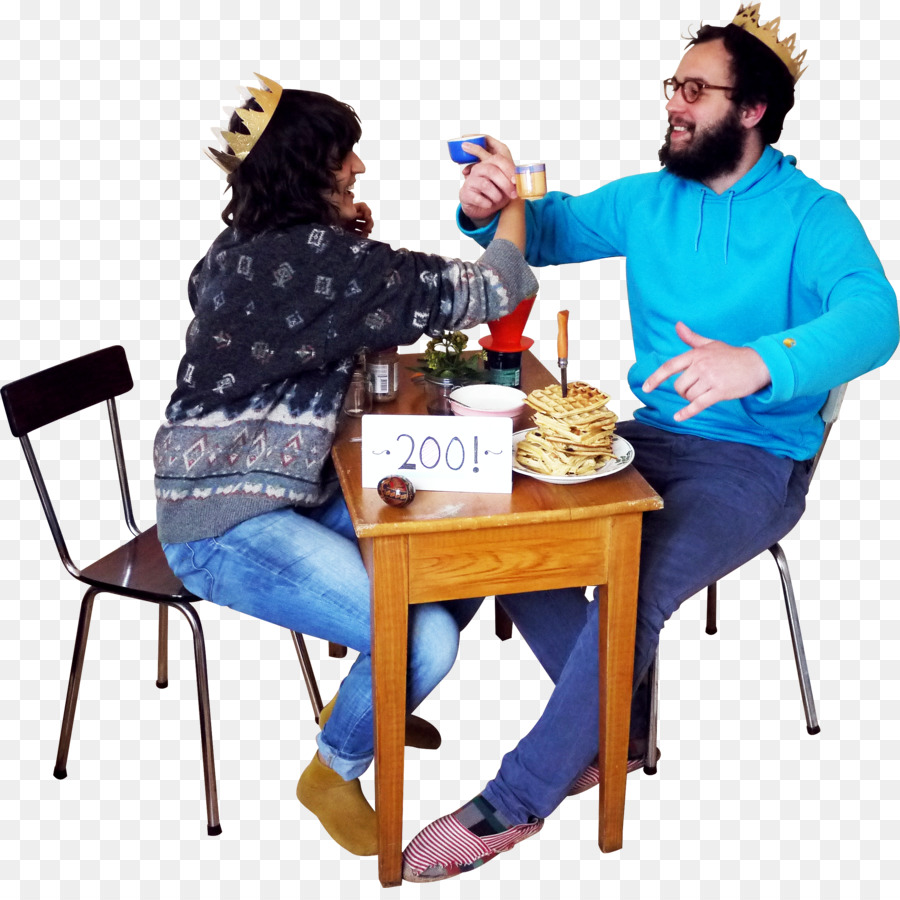 Table BETABREAKFAST - party people png download - 2417*2384 - Free ... for People Sitting At Table Png  34eri