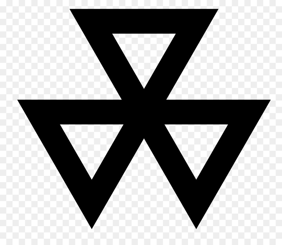 Symbol Valknut Triangle Meaning Satanic Png Download 864768