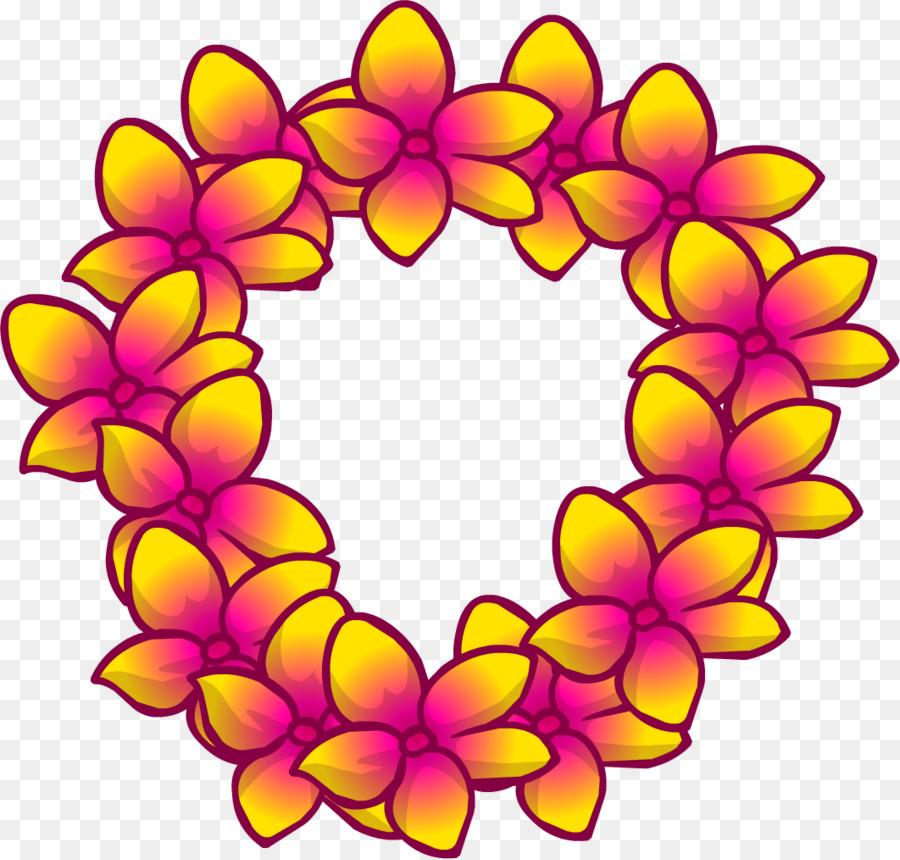 hawaiian lei clip art hawaiian png download 1062 1014 free rh kisspng com leo clipart lei clip art border