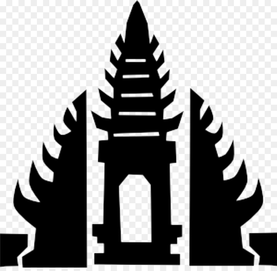 Balinese Temple Clip Art Temple Png Download 16001545 Free