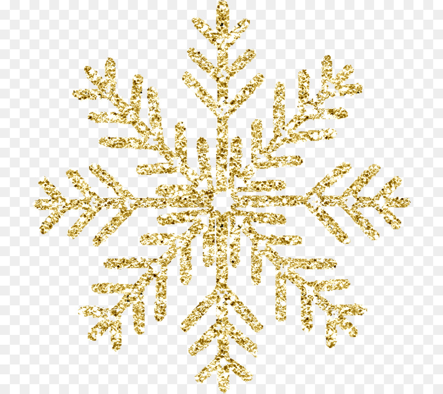 christmas ornament snowflake christmas tree gold leaf png download