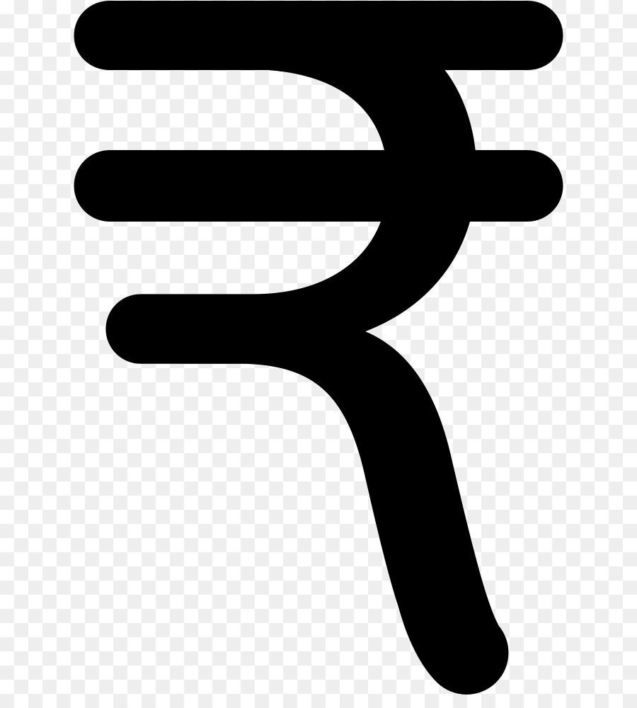 Indian Rupee Sign Computer Icons Currency Symbol Rupee Png