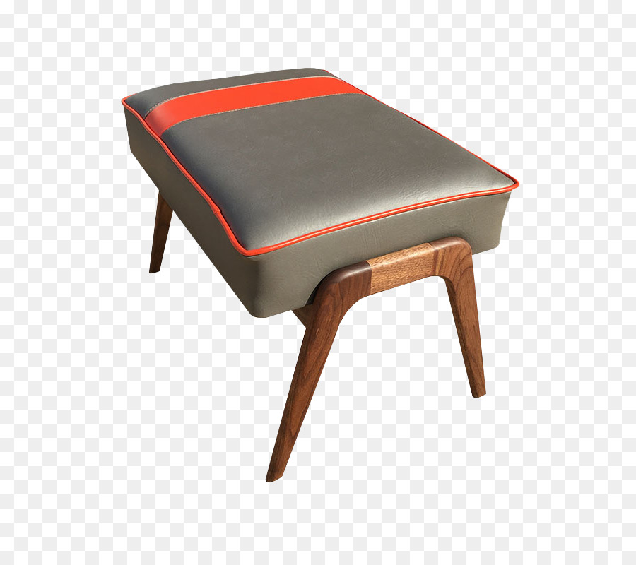 Table Foot Rests Furniture Chair Mid Century Modern   Ottoman