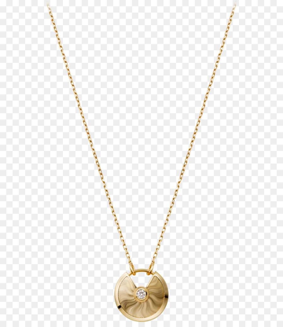 Necklace cartier amulet charms pendants colored gold gold chain necklace cartier amulet charms pendants colored gold gold chain mozeypictures Choice Image