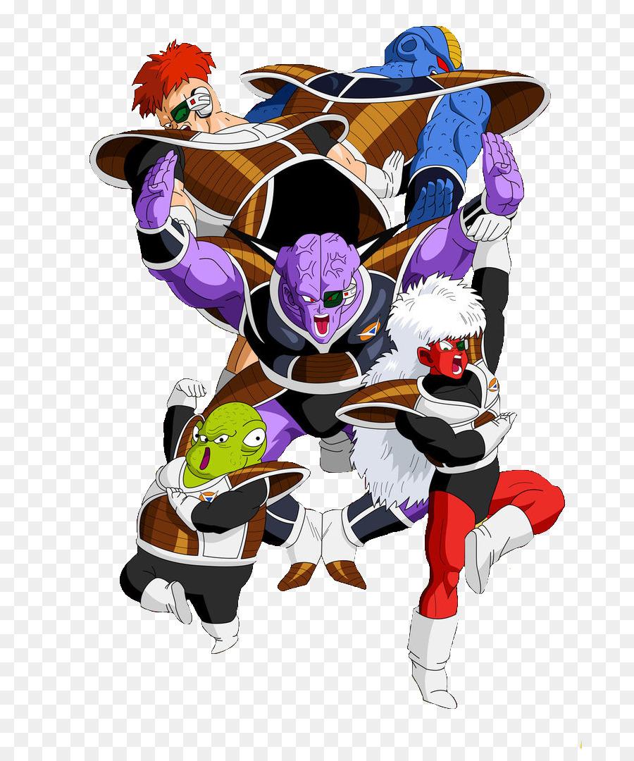 Freezer Goku Vegeta Ginyu Force Captain Ginyu Forcess Png