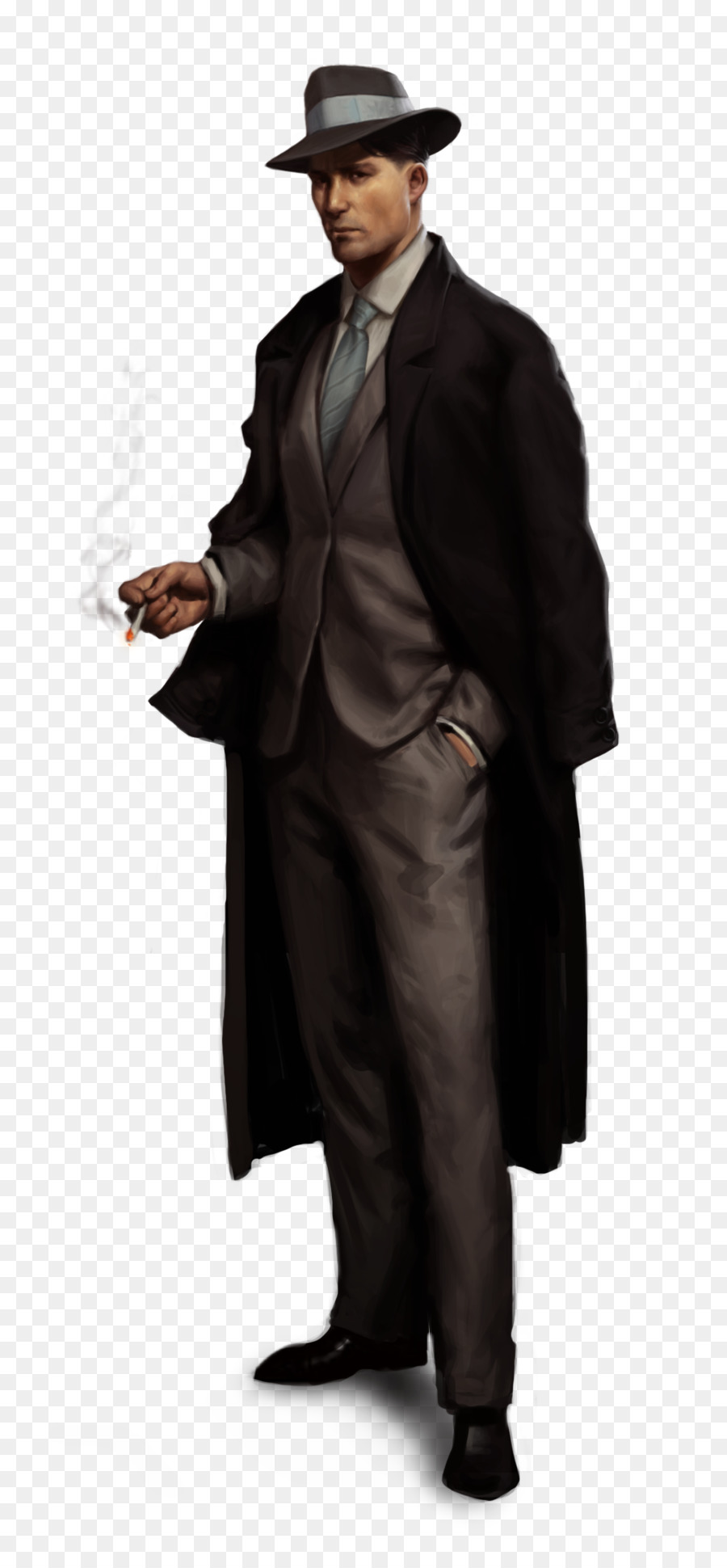 zoot suit gangster the godfather fashion gangster png download