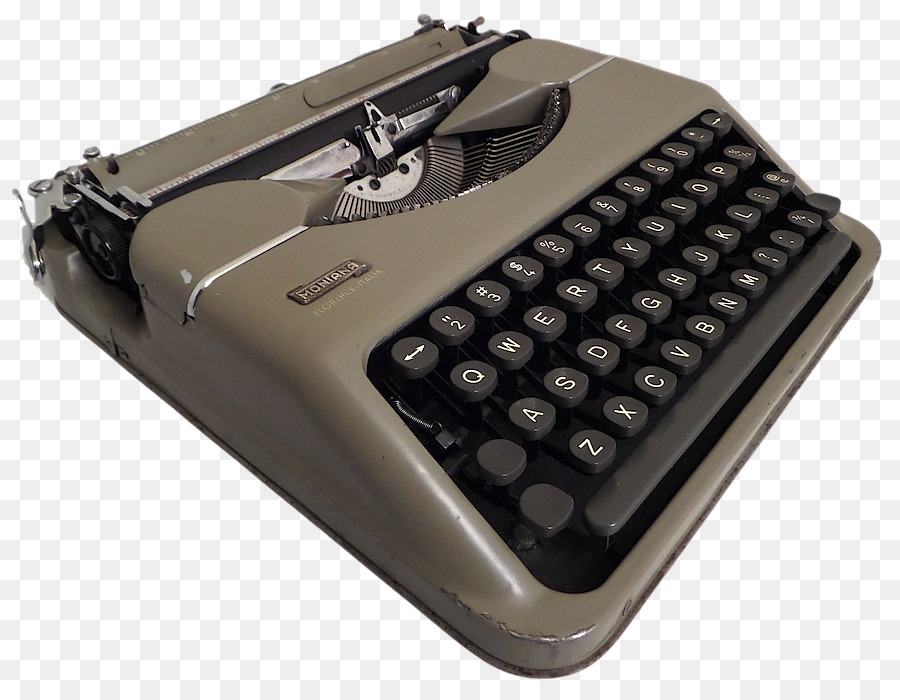 Batman Typewriter Office Supplies Hermes Baby Packard