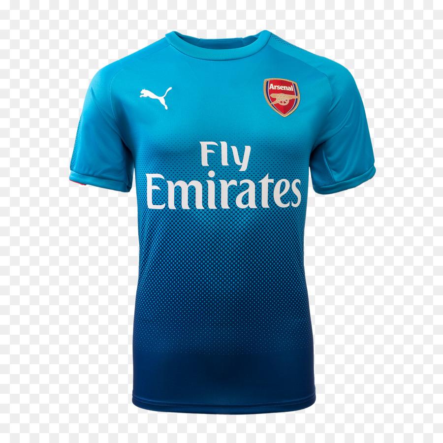 Arsenal F C Premier League Jersey Kit Shirt Jersey Png Download