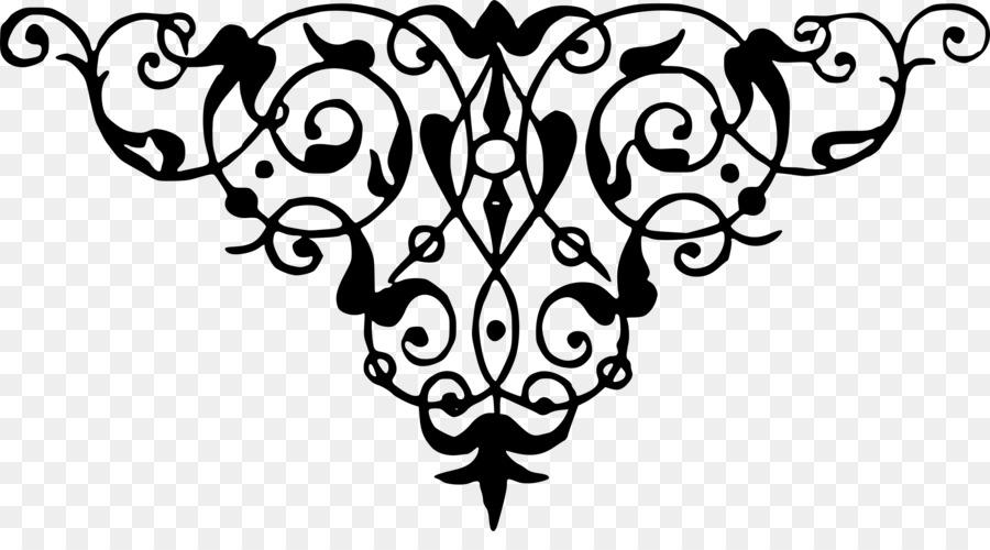 decorative arts clip art horizontal line png download 2400 1287 rh kisspng com