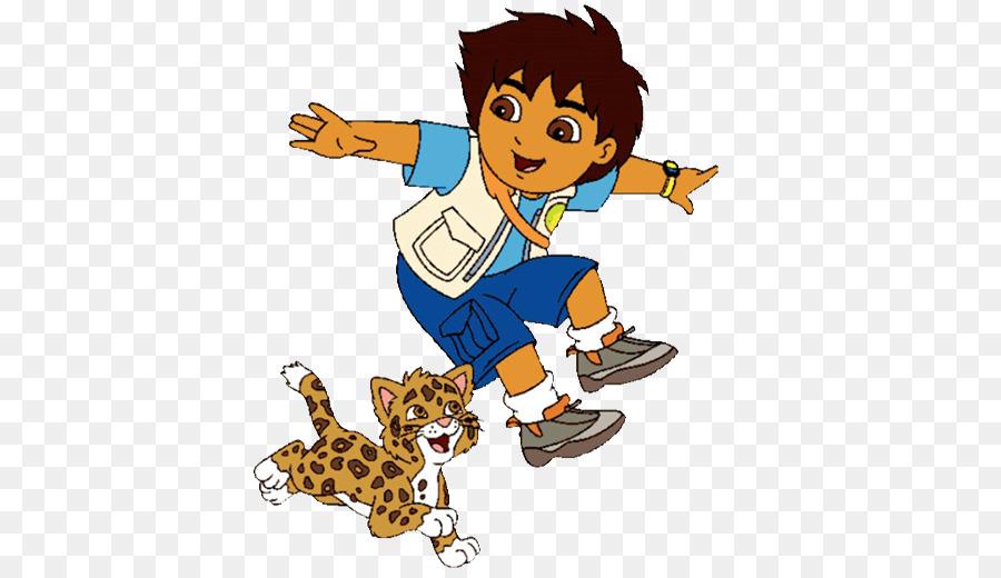 Camiseta de Bebé Jaguar de Hierro-en los dibujos animados - dora png ...