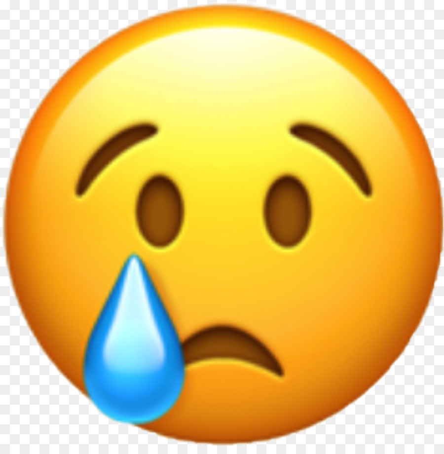 world emoji day whatsapp emoticon crying sad emoji png download