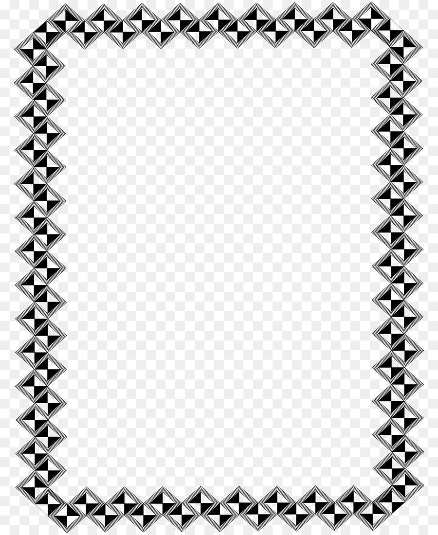 Bordes y Marcos Descargar Clip art - borde de página Formatos De ...