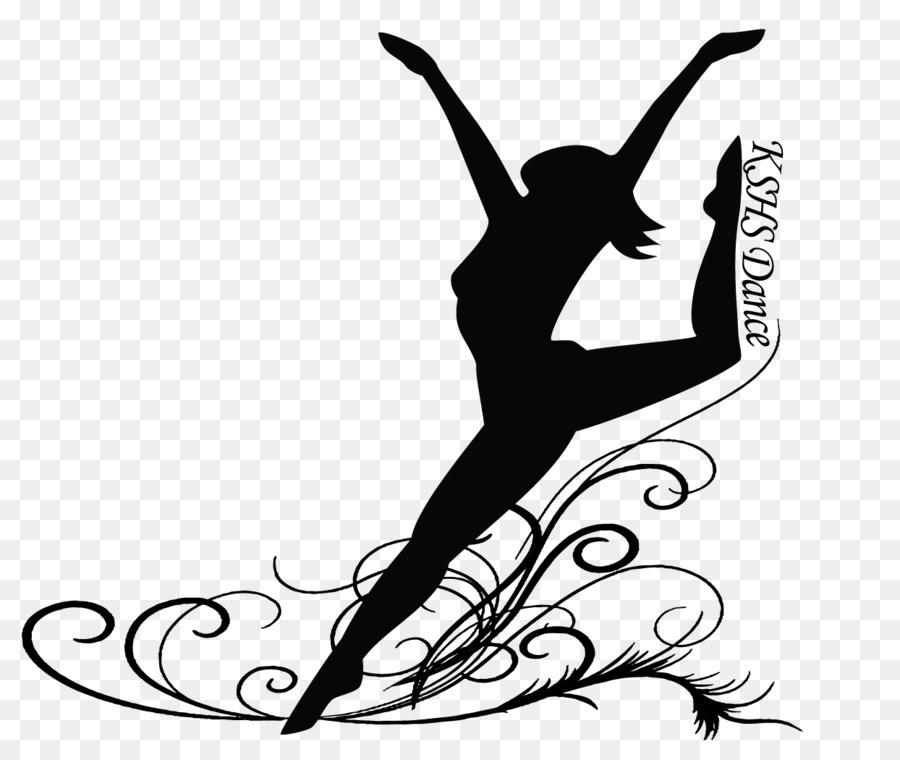 Danza Jazz Dibujo de Bailarina de Ballet - danza del león png dibujo ...