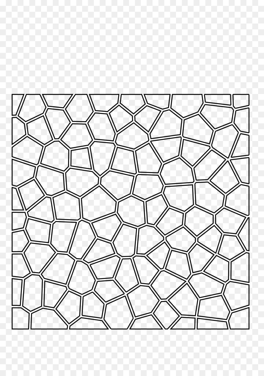 fractals from voronoi diagrams