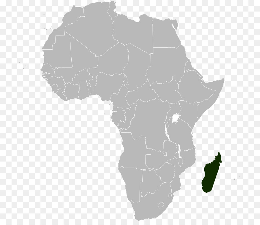 Africa blank map world map madagascar png download 768768 africa blank map world map madagascar gumiabroncs Images