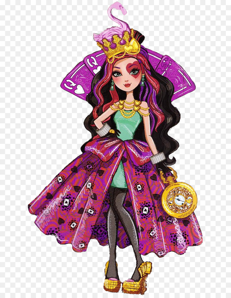 Doll Ever After High Wikia Wonderland Png Download 700 1155