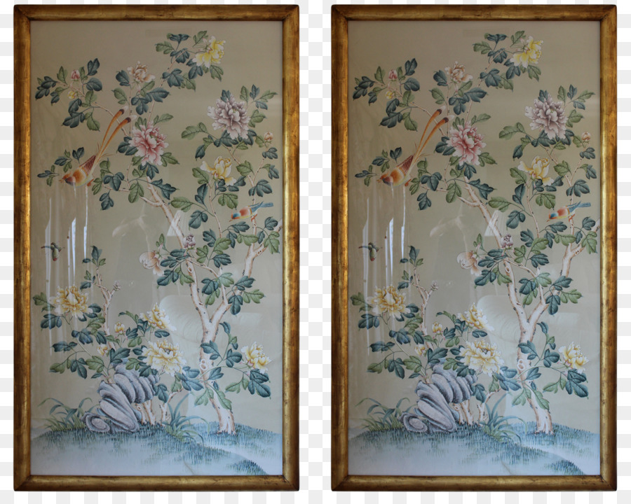 Paint Picture Frames Interior Design Services - hand painted png ...
