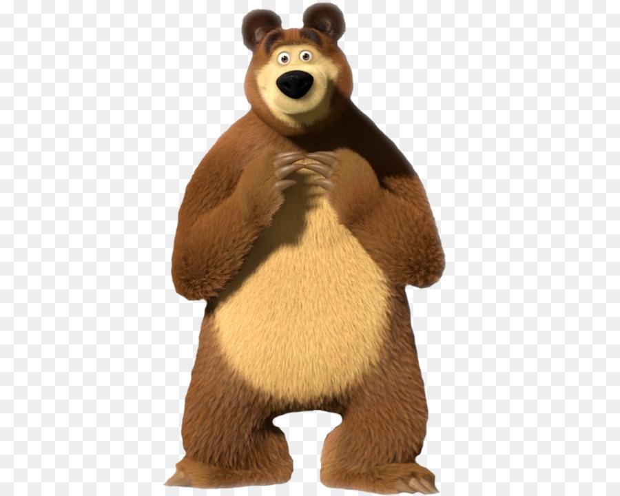 Bear Masha Party Birthday Youtube Masha Y El Oso 680 720