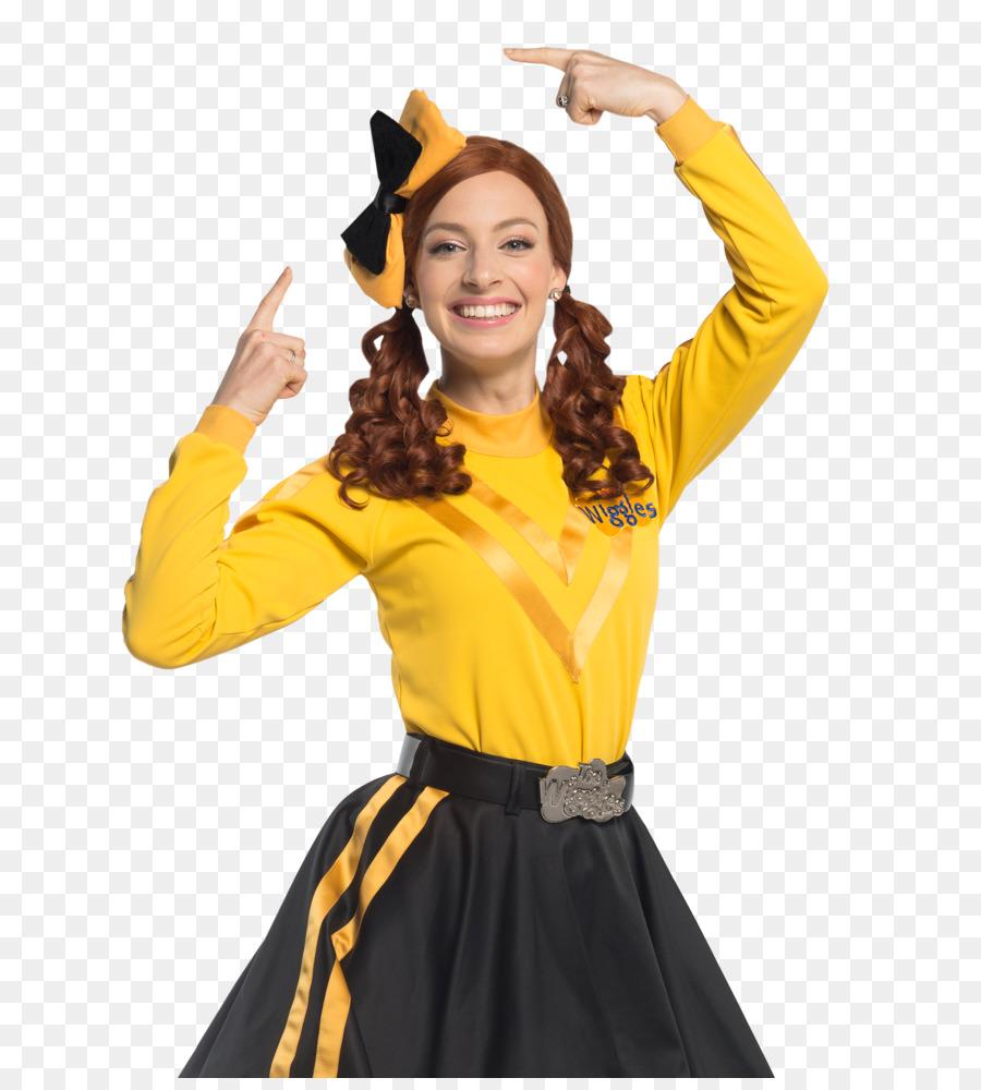 Emma Watkins The Wiggles Emma! Costume - yellow dancer  sc 1 st  KissPNG & Emma Watkins The Wiggles Emma! Costume - yellow dancer png download ...