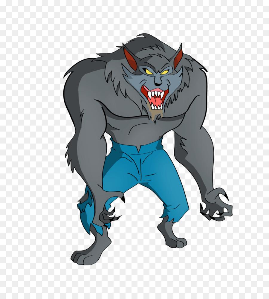 Animation werewolf-2500