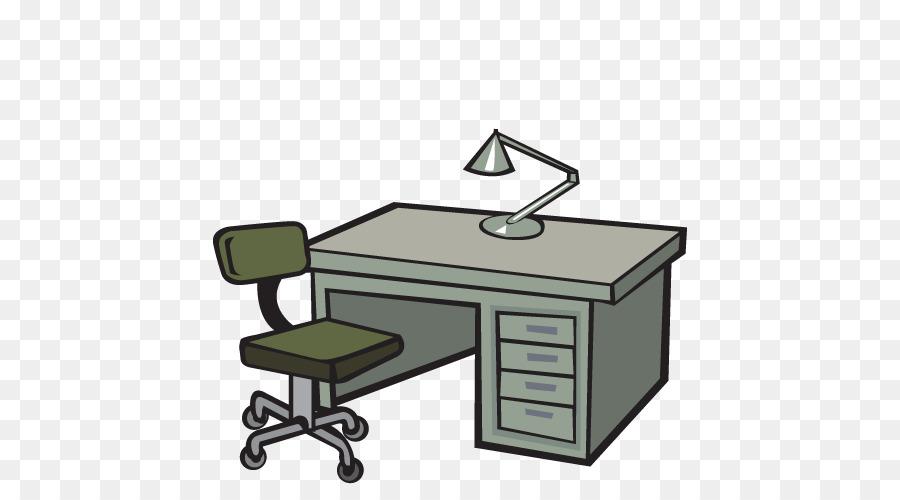 desk furniture illinois school supply co cartoon clip art