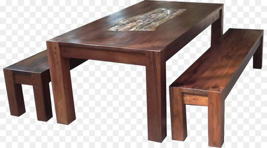 Table Furniture Petrified Wood Inlay