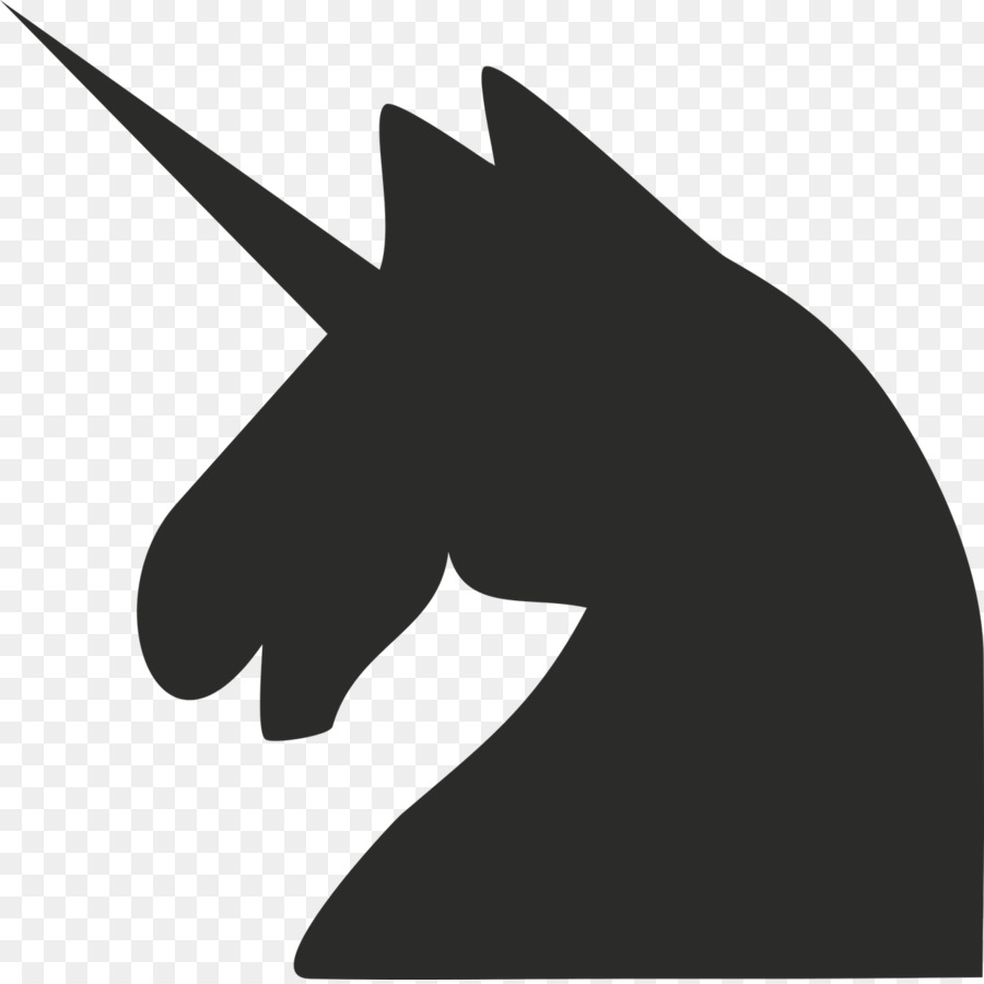 Unicorn Legendary Creature Horse Symbol Fairy Tale Unicorn Head