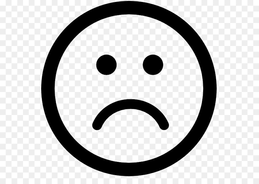 Symbol Computer Icons Arrow Sad Emoji Png Download 683623