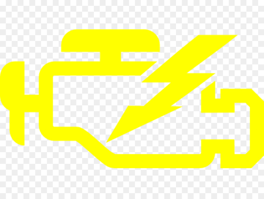 2003 Mazda Protege Car Mini Check Engine Light Decal Png Download