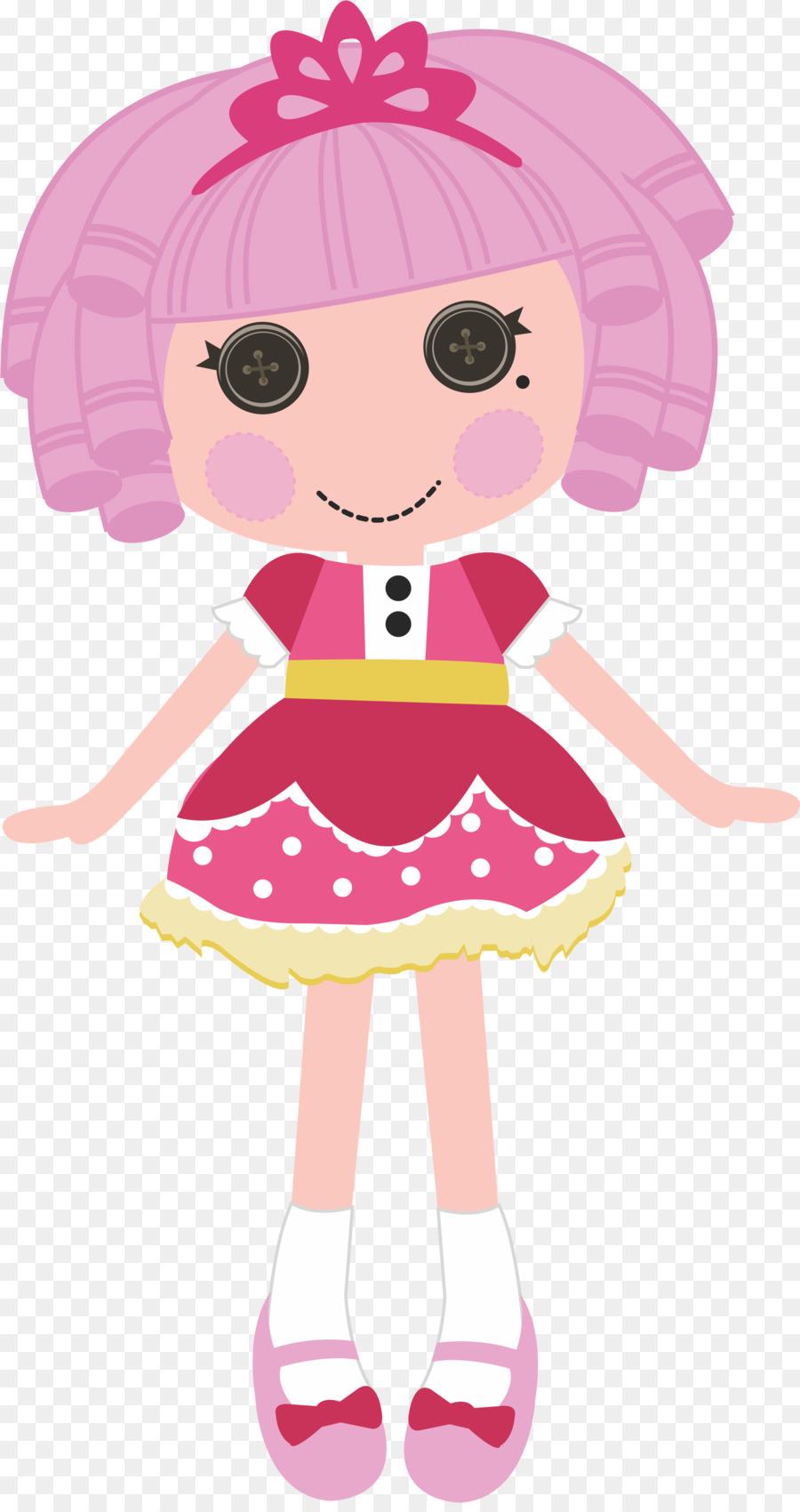 Lalaloopsy Clothing Dress Doll Party - L png download - 1777*3336 ...