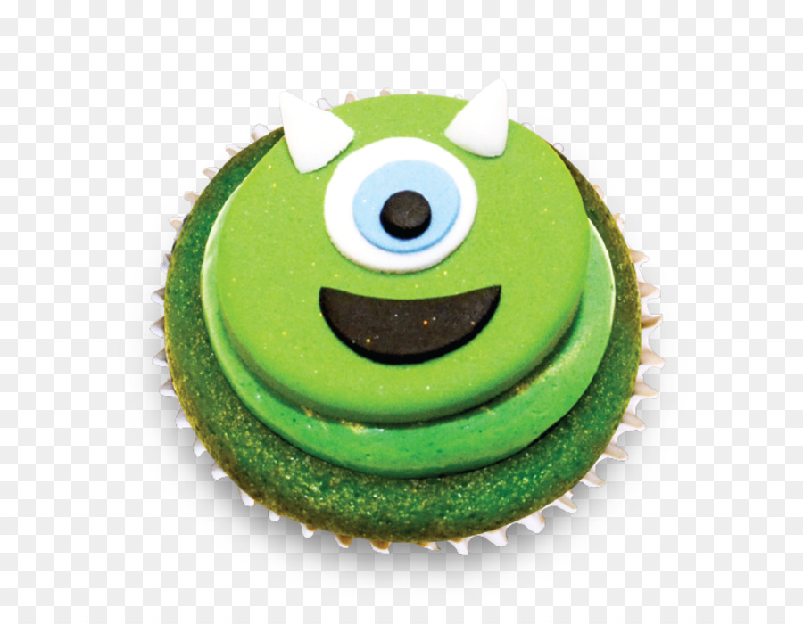 Cupcake Frosting Icing Birthday Cake Macaron Monster Inc Png