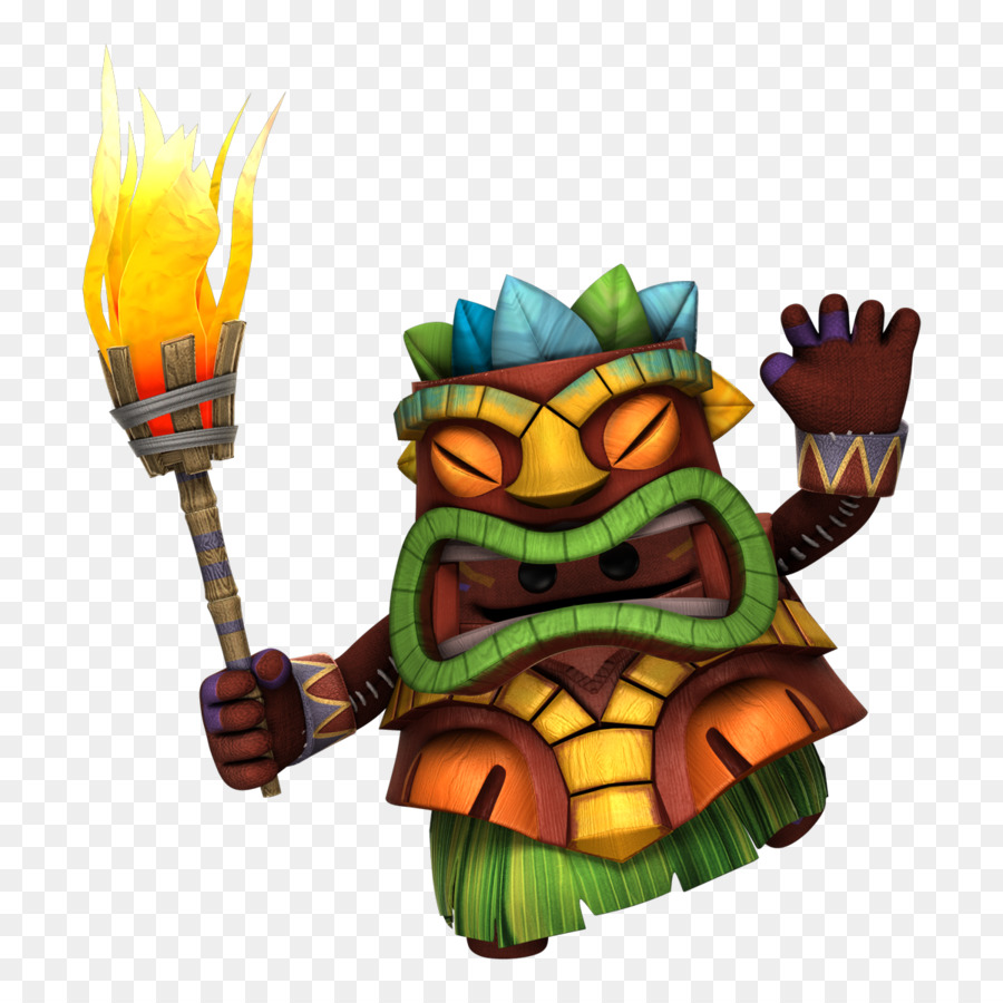 8210de45bc4da7 Tiki, Hawaiian, Littlebigplanet 3, Fictional Character, Mythical Creature  PNG