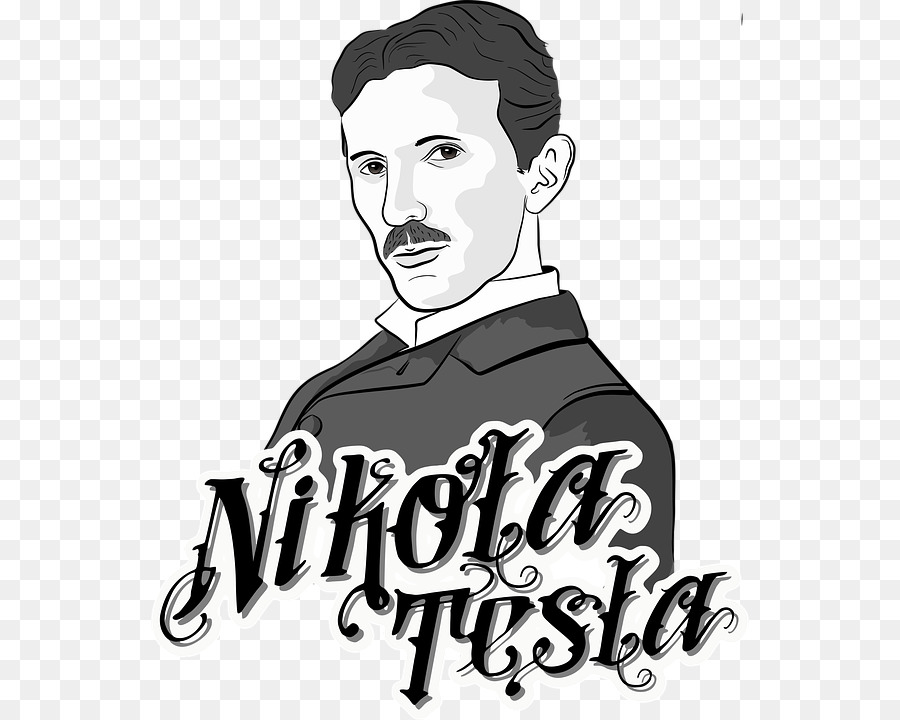 Scientist Tesla Motors Electricity Clip Art