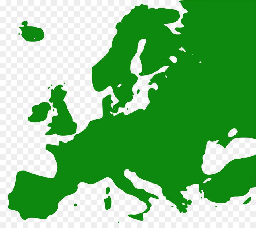 Europe Blank map World map - europe png download - 1178*1024 - Free ...