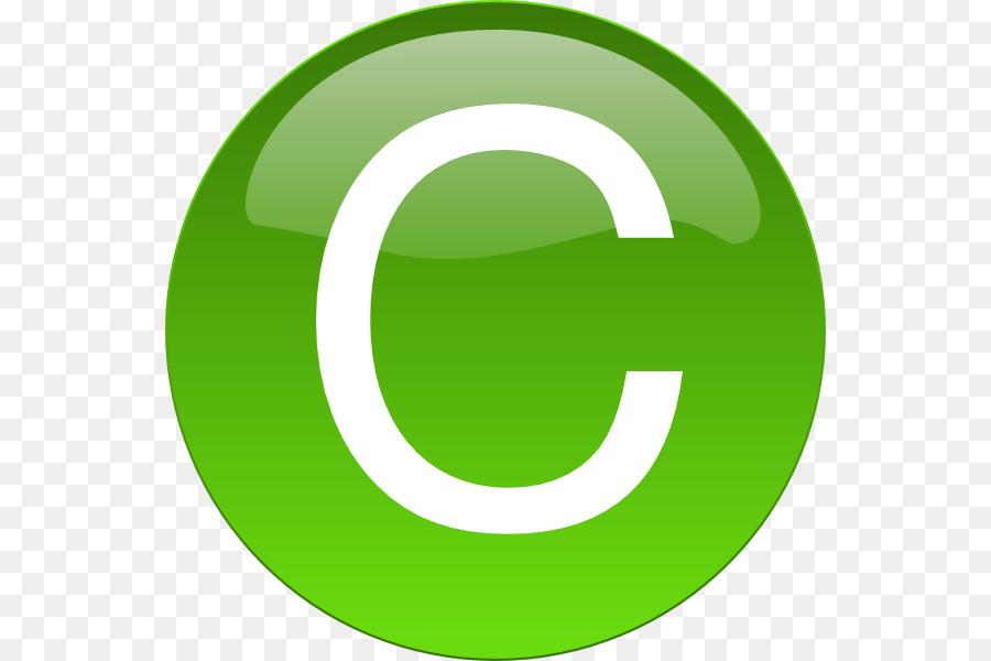 Letter Alphabet Clip Art Letter C Png Download 600600 Free