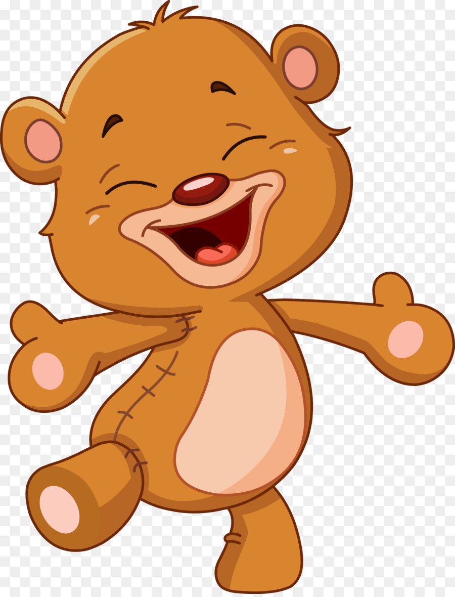 Baby Bear Animated