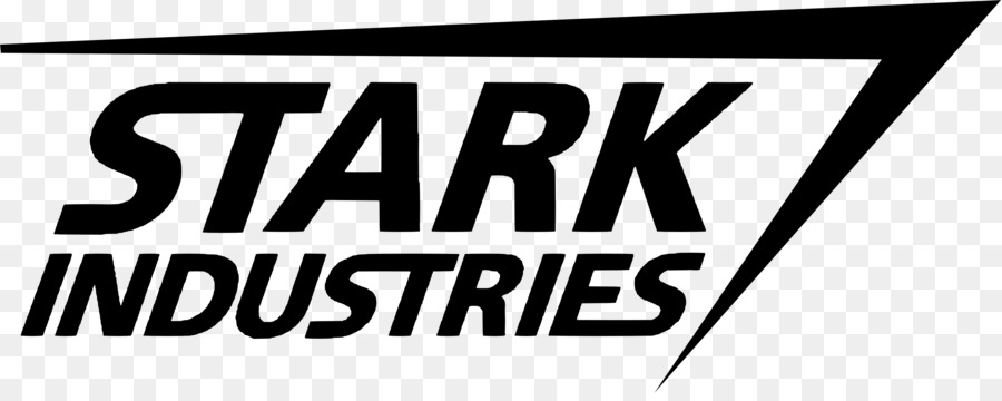 iron man stark industries decal marvel cinematic universe logo - industry png download