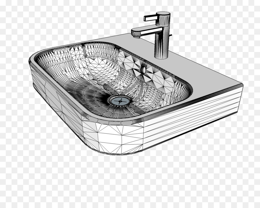 Sink Plumbing Fixtures Stainless steel Kitchen Bathroom - sink png ...