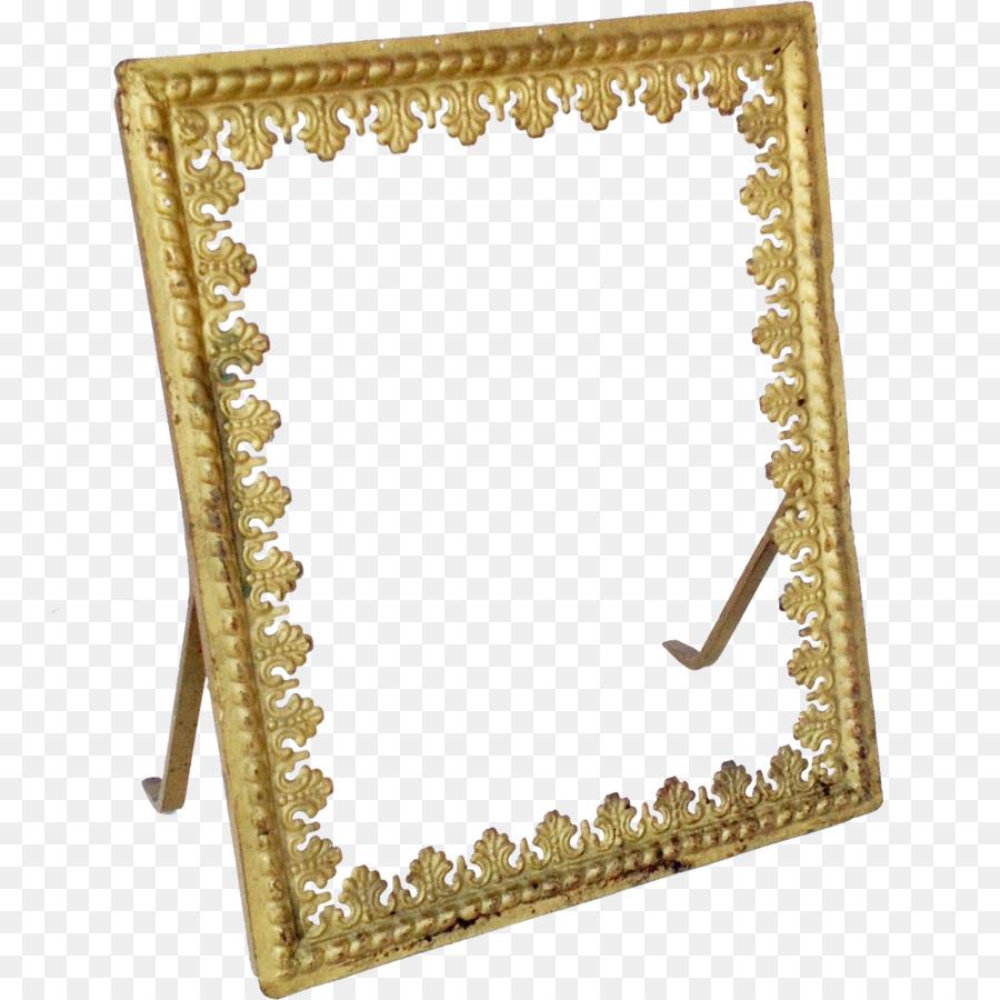 Marcos de fotos marco de la Cama de Metal de artes Decorativas ...