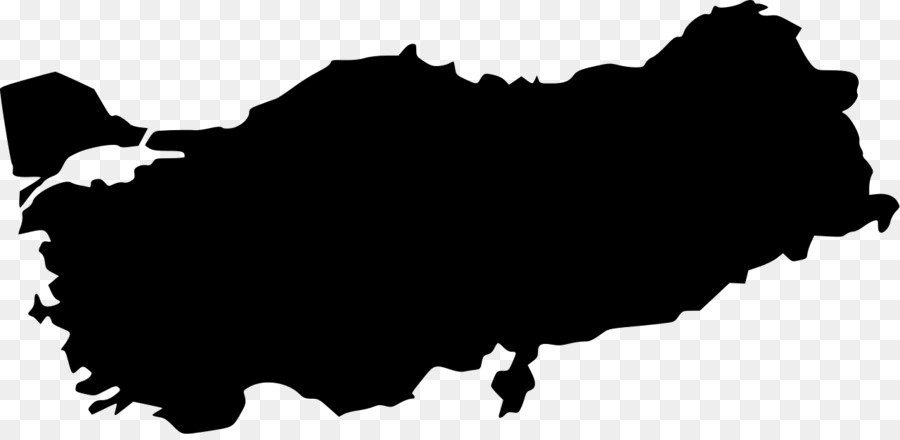 Turkey Vector Map Blank map - turkey png download - 1280*617 - Free ...