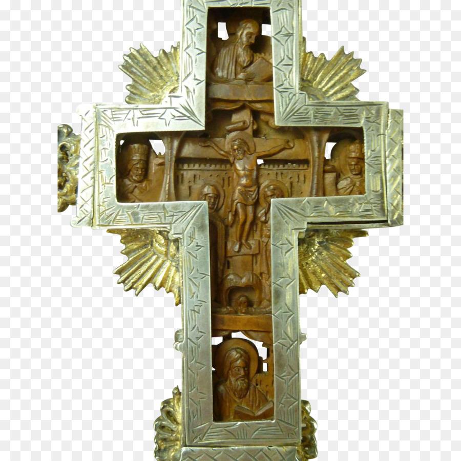 Mount Athos Russian Orthodox Cross Crucifix Eastern Orthodox Church