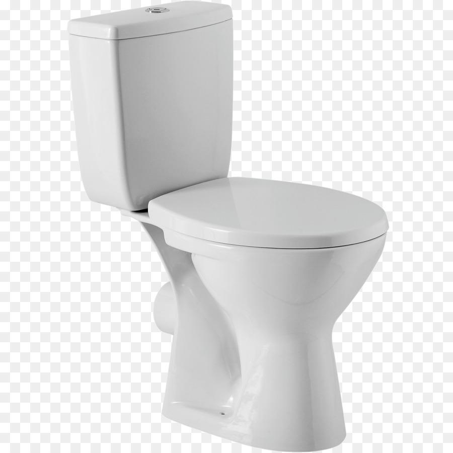Flush toilet Ceramic Sink Toilet & Bidet Seats - wc png download ...