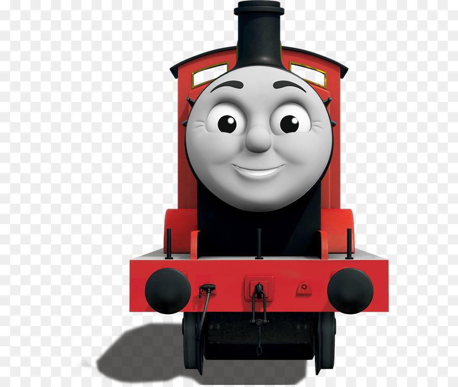 Thomas Friends James The Red Engine Sodor Tank Locomotive